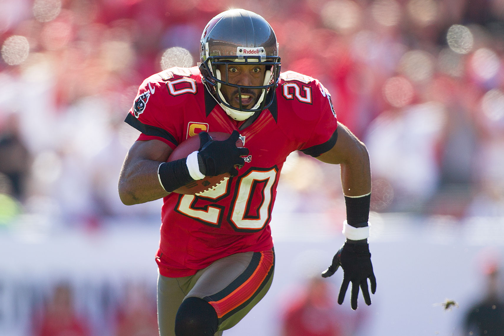 Ronde Barber Interception
