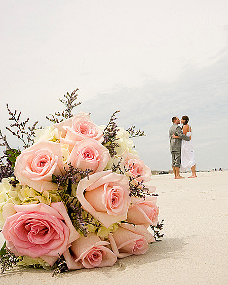 St. Augustine Beach, Florida Wedding Photographer