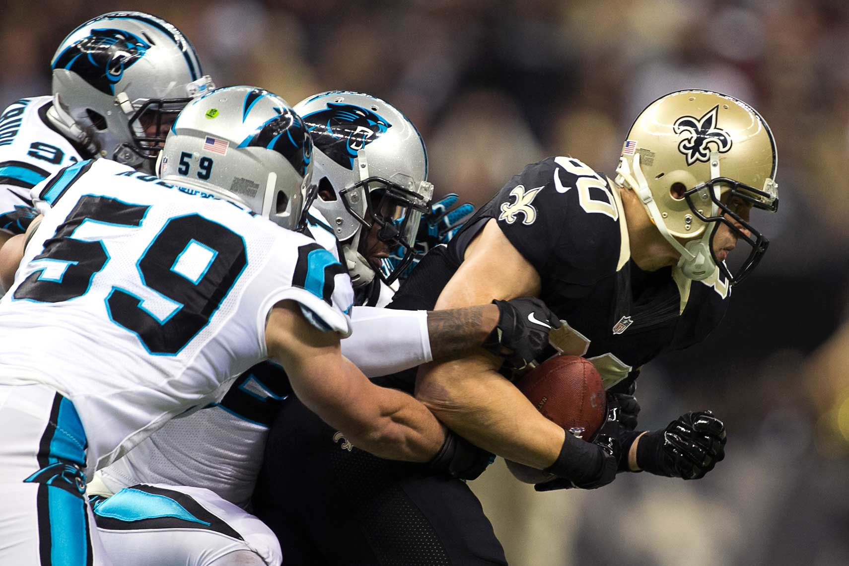 Jimmy Graham - New Orleans Saints